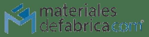 logo materiales de fábrica